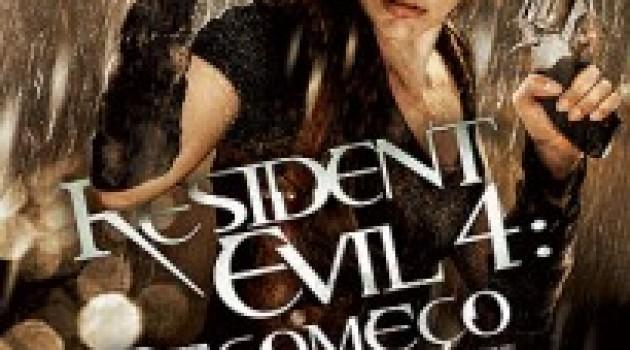 Resident Evil 4: Recomeço (Resident Evil: Afterlife)