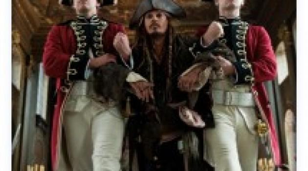 Piratas do Caribe 4: Navegando em Águas Misteriosas