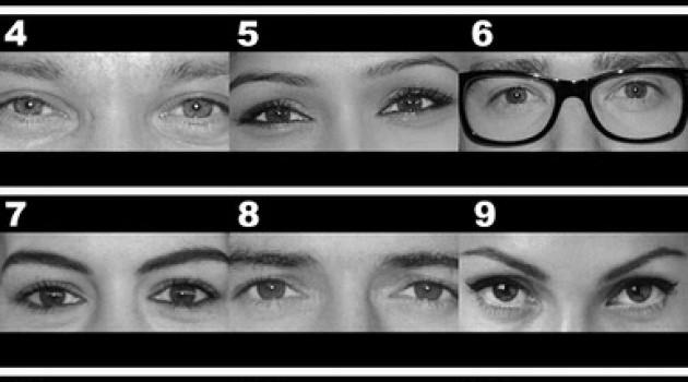 O Segredo dos Seus Olhos