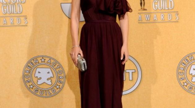 Tapete vermelho – SAG Awards 2012