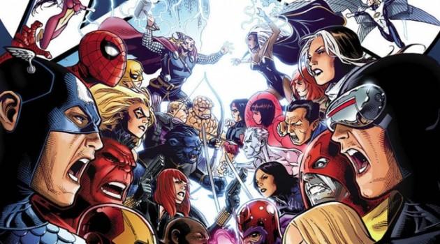Divulgado preview de Vingadores vs X-Men