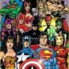 Como estão os personagens clássicos dos Quadrinhos hoje em dia?