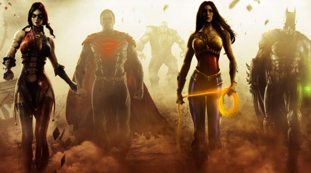 Crítica – Injustice: Gods Among Us