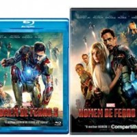 Promoção – DVDs Homem de Ferro 3