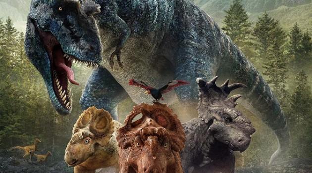 Crítica – Caminhando Com Dinossauros