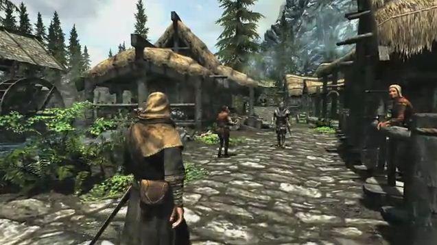 Cinemosaico – Review Game – The Elder Scrolls V: Skyrim