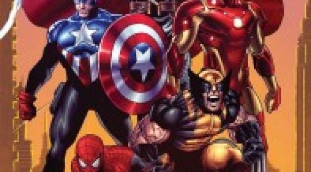 Homem-Aranha no filme dos Vingadores?